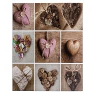 Фотоальбом Любовь (22713) на 200 фотографий с пластиковыми листами 10x15