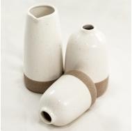 CV-1465 Набор из 3х керамических ваз