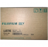 Фотобумага FUJI 25,4x93 L Luster (тиснёная)