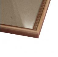 Деревянная фоторамка 15х15 см