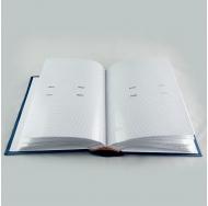 Фотоальбом на 300 фото С-46300RCVM-2UP книжный переплёт Однотонные