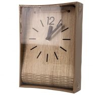 W991NA Часы настенные  (28x20 см.)