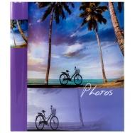 Магнитный фотоальбом 30 листов Пляж-3 (3М3028)