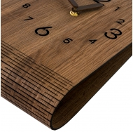 W992GL Часы настенные  (28x20 см.)