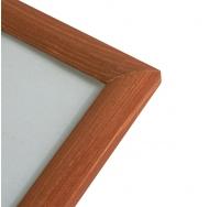 Фоторамка со стеклом Platinum, 20х25 см, сосна, цвет коричневый
