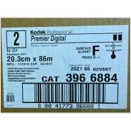 Фотобумага KODAK Premier Digital 20,3х86 глянцевая F