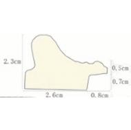 Фоторамка platinum jw199-6 верона-фиолетовый 10x15 /12/48