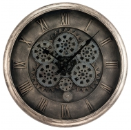 MC-256 Часы настенные с шестерёнками