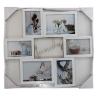 Мультирамка Family четыре фото 10х15 и два 13х18, Platinum BB-7046