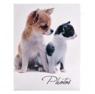 """Фотоальбом на 100 фото PP-46100S """"Кошки-2"""""""