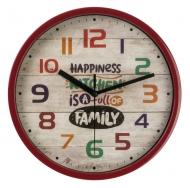 MC-4145 Часы настенные FAMILY (23x23 см.)