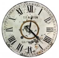 MC-671 Часы настенные МДФ