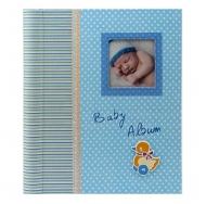Фотоальбом Магнитный 20 листов 9821/F с рамкой Малыши-3