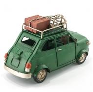 Винтажная ретро модель автомобиля Platinum 1810D-1080