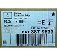 Фотобумага KODAK EDGE-Plus 10,2х186 тисненая /96