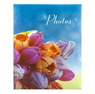 Фотоальбом на 200 фото PP-46200S Цветочная коллекция-4