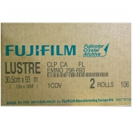 Фотобумага FUJI 30,5x93 L Luster (тиснёная) NEW