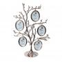 5 фоторамок на семейном дереве PF10324A
