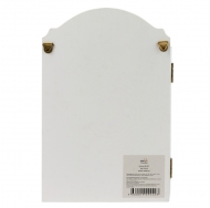 ML-6071 Ключница со стеклянной дверцей