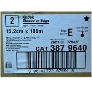 Фотобумага KODAK EDGE-Plus 15,2х186 тисненая