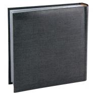 Фотоальбом с бумажными страницами на 200 фото Однотонные (23014) книжный переплёт