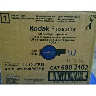 Kodak C-41 Developer (прояв. пл. 4х10л.) /42