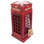 1410B-1414 Копилка Телефонная будка, британскй флаг на крыше