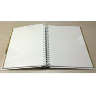 Магнитный фотоальбом 20 листов Классика