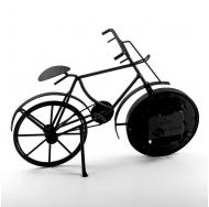ML-5388 Dark black Часы настольные Велосипед чёрный