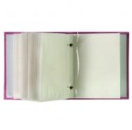 Фотоальбом Фауна 12819 на 100 фотографий с пластиковыми листами 10x15