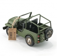 Винтажная ретро модель автомобиля Platinum 1810E-7661