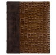 Фотоальбом с магнитными листами 23х29 см, крокодил