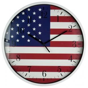Часы американский флаг
