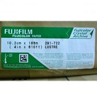 Фотобумага FUJI 10,2x186 L тисненая
