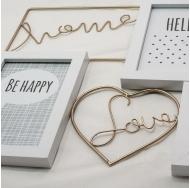 Мультирамка Home Love четыре фото 10х15, Platinum BB-7032