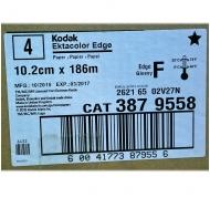 Фотобумага KODAK EDGE-Plus 10,2х186 глянцевая /96