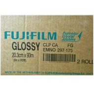 Фотобумага FUJI 20,3x93 G Glossy (глянец)  NEW