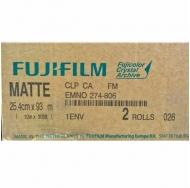 Фотобумага FUJI 25,4x93 M Matte (матовая)