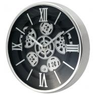 MC-253 Часы настенные с шестеренками (30x30 см.)