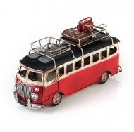 1404E-4239 Модель Ретро Автобус с фоторамкой /6
