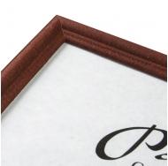 Деревянная фоторамка со стеклом ЗЕБРА Сосна (17) 30х60