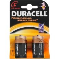 Батарея  DURACELL LR14 2BL /20/60