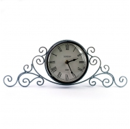 ML-5111 Antique grey Часы настольные серые