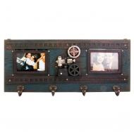 Ключница-панорамная фоторамка Кинопроектор