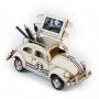 Фольксваген Жук - декоративная винтаж-модель с фоторамкой Herbie
