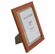 Фоторамка Platinum, 13х18 см, сосна, цвет коричневый