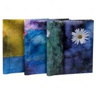 Магнитный фотоальбом 30 листов  Цветочная коллекция-9 (3М2821)