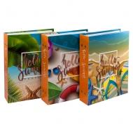 Фотоальбом Пляж-2 на 200 фотографий с пластиковыми листами 10x15