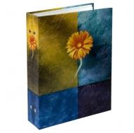 Фотоальбом Цветочная коллекция-9 на 200 фотографий с пластиковыми листами 10x15