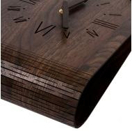 W993BR Часы настенные  (28x20 см.)